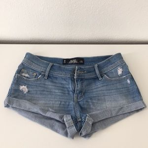 Hollister slouchy short